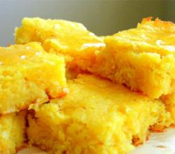 Sweet Cream Corn Bread