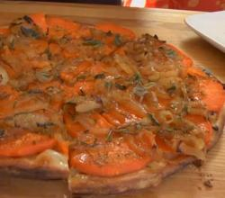 Sweet Potato Vegan Pizza video