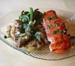 Halibut Tandoori