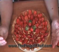 How to Make a Strawberry Tart