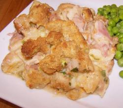 Tasty Chicken In Cream