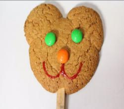 How to Make Cookies - Teddy Bear Cookies
