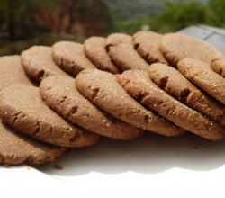 Teff Peanut Butter Cookies