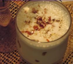 Thandai by Chef Sonali