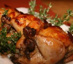 Thanksgiving Special Roasted Cornish Hens