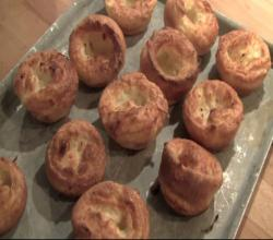 The Best Yorkshire Pudding