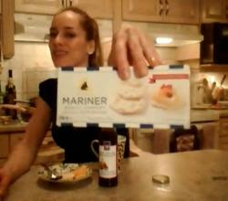 The Original Mariner Biscuit Co. Original Water Crackers: What I Say About Food