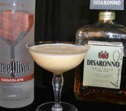 The Rich Bitch Martini