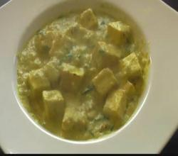 Tofu Korma: Indian Vegetarian