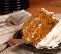 Tomato-Soup Spice Cake with Cream-Cheese Frosting