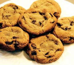 Totally Decadent and Yummy Chocolate, Chocolate Chip Cookies