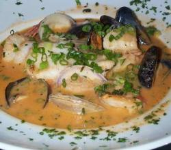 Traditional Bouillabaisse