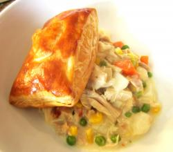 Chicken Pot Pie (slightly deconstructed)
