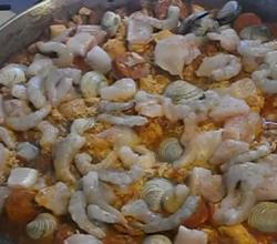 Traditional Spanish Paella
