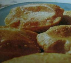 Traditional Sweet Puris