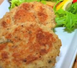 Tuna Salmon Patties