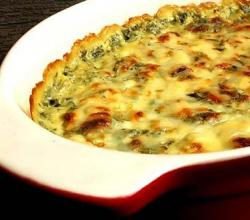 Tuna Spinach Bake