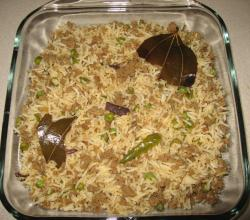 Turkey Pulao