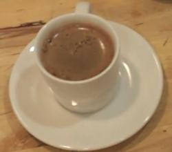 Turkish or Greek Coffee!!! Easy way to prepare coffee