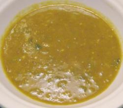 Twin Pea Soup