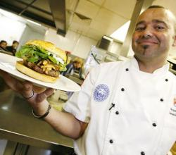 World's most expensive burger - $200