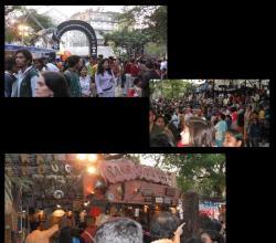 The Kala Ghoda Fair 2008