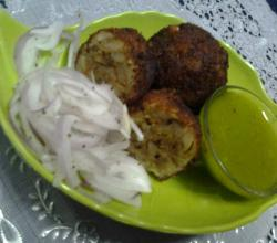 Indian Style Aloo Cutlet