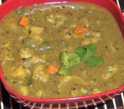 Vegetable Saagu - Mixed Vegetable Curry