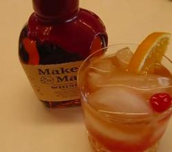 Maker's Mark Whisky Old Fashioned
