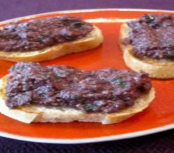 Olive Tapenade for Toddlers