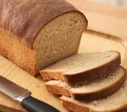 Quick Wheat Soy Bread