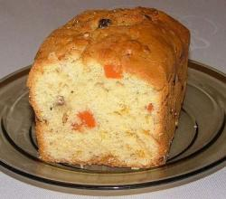 White Fruit Cake
