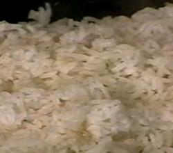 White Rice Preparation