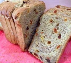 Whole Wheat Apricot Bread