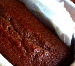Whole Wheat Ginger Cake