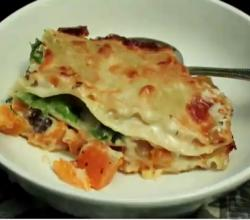 Holiday Season Vegetable Lasagna