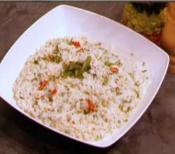 How to Make Yoghurt Rice - Curd Rice