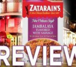 Zatarain's Jambalaya Flavored with Sausage Review