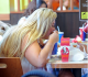 Gemma Collins Forgets Boyfriend For Fried Chicken