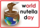 Hooray for World Nutella Day!