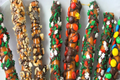 How To Make Caramel-chocolate Pretzel Rods