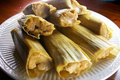 Christmas Chicken Tamales