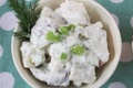 How To Make Dilly Blue Cheese Potato Salad