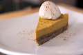 Raw Food Recipe: Pumpkin Pie Cheesecake