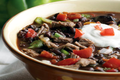 How To Make Slow Cooker Black Bean Chili