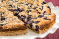 Wegmans Gluten-free Sugar Cookie Cheesecake With Blueberries