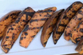 Grilled Sweet Potatoes Recipe Video