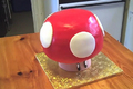 How To Make 3 D Super Mario Mushroom Cake