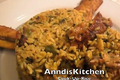 How To Make Cook Up Rice With Chicken, Beef, Turkey And Veggies