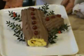 How To Make Christmas Meal - Part 5: Dressing Of Cake For Serving